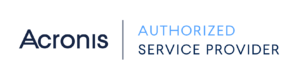 Acronis authorized service provider